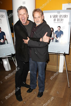 Michael Cunningham and Michael Maren