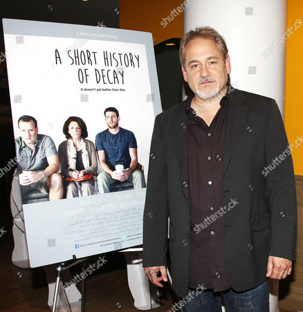 Editorial picture of 'A Short History Of Decay' film screening, New York, America - 05 May 2014