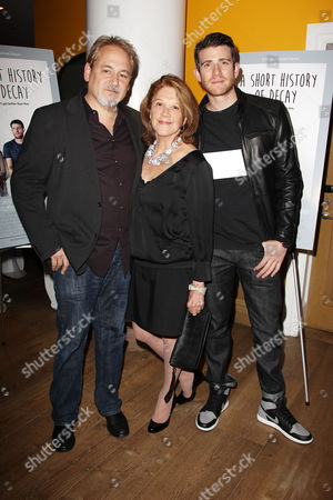 Editorial photo of 'A Short History Of Decay' film screening, New York, America - 05 May 2014