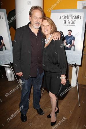 Michael Maren and Linda Lavin