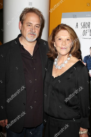 Stock Picture of Michael Maren and Linda Lavin