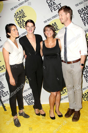 Stock Picture of Andrea Roa, Cobie Smulders, Kris Swanberg, Anders Holm