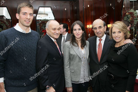 Editorial image of Special New York Luncheon for 'The Lottery', New York, America - 16 Dec 2010