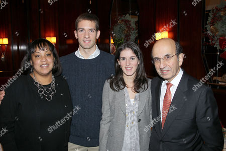 Editorial picture of Special New York Luncheon for 'The Lottery', New York, America - 16 Dec 2010