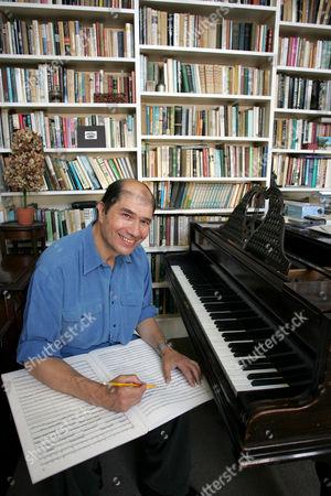Stock Picture of Michael Berkeley, Composer - 13 Jul 2005