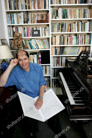 Stock Photo of Michael Berkeley, Composer - 13 Jul 2005
