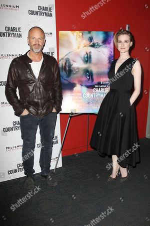 Fredrik Bond and Evan Rachel Wood