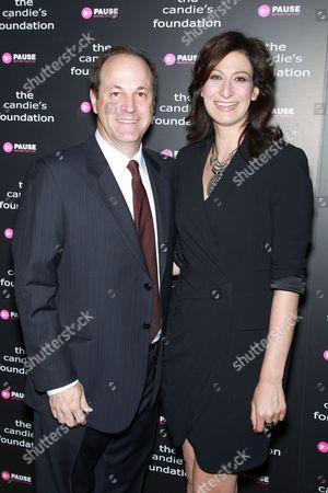 Neil Cole and Ann Shoket