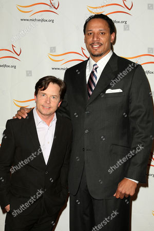 Editorial picture of An Evening to Benefit the Michael J. Fox Foundation for Parkinson's Research, New York, America - 13 Nov 2010