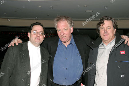 Co-President Sony Pictures Classics Michael Barker,Director Wolfgang Becker and Co-President Sony Pictures Classics Tom Bernard