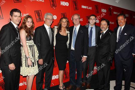 Eric Kessler, Hannah Rosenberg, Bill Nelson, Paula Weinstein,