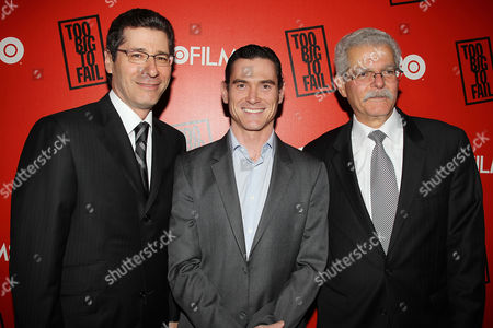 Eric Kessler, Billy Crudup and Bill Nelson