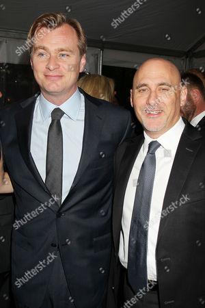 Christopher Nolan and Jeffrey Robinov