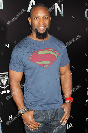 Editorial image of 'Man of Steel' film premiere, New York, America - 10 Jun 2013