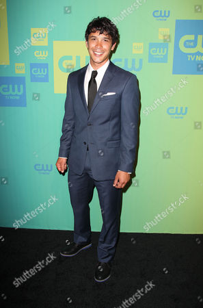 Editorial picture of CW Upfront, New York, America - 15 May 2014