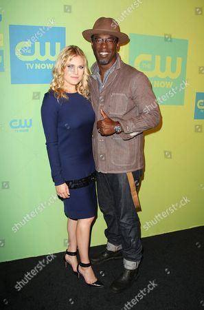 Editorial photo of CW Upfront, New York, America - 15 May 2014