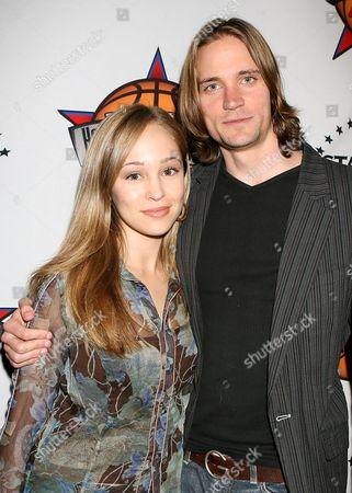Autumn Reeser with boyfriend Jesse Warren