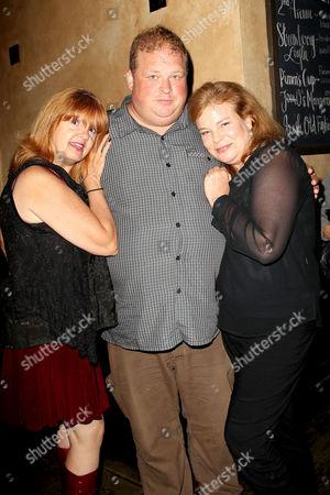 Annie Golden, Joel Garland and Catherine Curtin