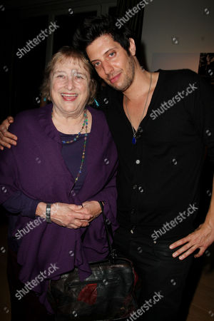 Shawn Andrews and mother Ann