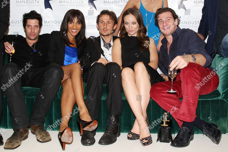 Shawn Andrews, Megalyn Echikunwoke, Tao Ruspoli, Olivia Wilde and Giancarlo Canavesio (Executive Producer)