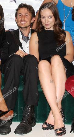 Tao Ruspoli and Olivia Wilde