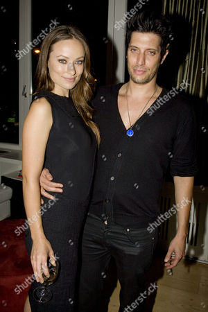 Olivia Wilde and Shawn Andrews