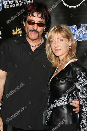 Carmine Appice and Julie Gold