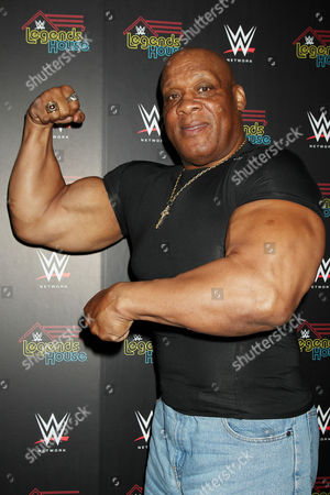 Stock Picture of Tony Atlas
