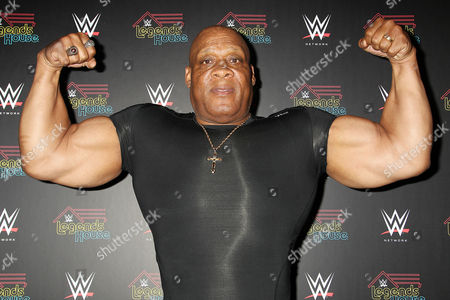 Stock Image of Tony Atlas