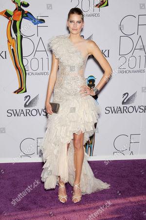 Editorial image of 2011 CFDA Awards, New York, America - 06 Jun 2011