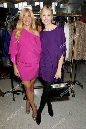 Ramy Sharp (Designer), Kelly Rutherford