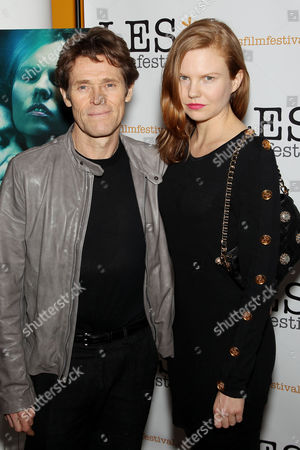 Willem Dafoe and Shanyn Leigh