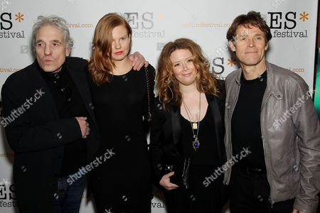 Stock Photo of Abel Ferrara, Shanyn Leigh, Natasha Lyonne and Willem Dafoe
