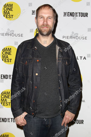 Editorial picture of 'The End of the Tour' film screening at BAM Cinema Fest, New York, America - 17 Jun 2015
