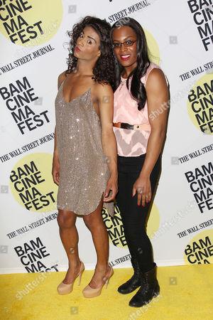 Kitana Kiki Rodriguez and Mya Taylor