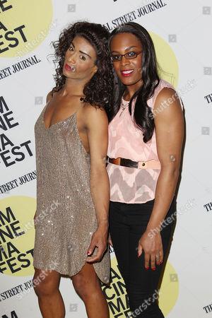 Editorial image of 'Tangerine' film closing night premiere, BAMCinemaFest, New York, America - 28 Jun 2015
