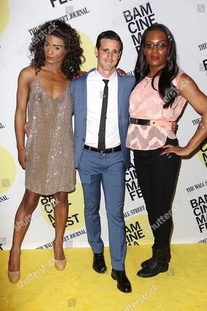 Editorial picture of 'Tangerine' film closing night premiere, BAMCinemaFest, New York, America - 28 Jun 2015