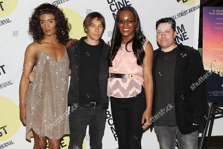 Kitana Kiki Rodriguez, Sean Baker (Director), Mya Taylor and Darren Dean