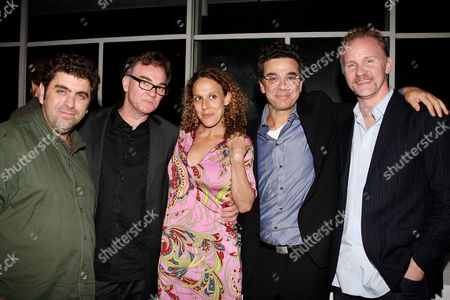 Editorial image of 'Freakonomics' film premiere after party, New York, America - 29 Sep 2010