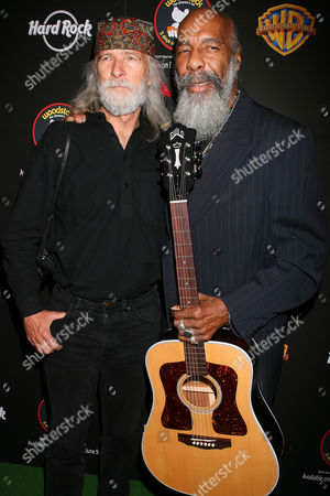 Editorial image of 'Woodstock The Director's Cut' Blue Ray Disk Film Release Party at the Hard Rock Cafe, New York, America - 04 Jun 2009