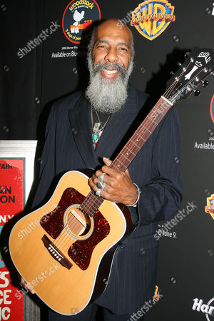 Stock Image of Richie Havens