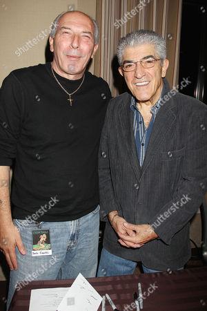Frank Dimatteo and Frank Vincent