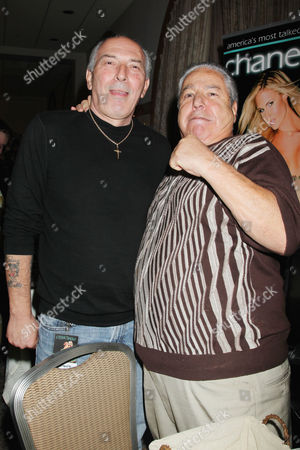 Stock Picture of Frank Dimatteo and Clem Caserta