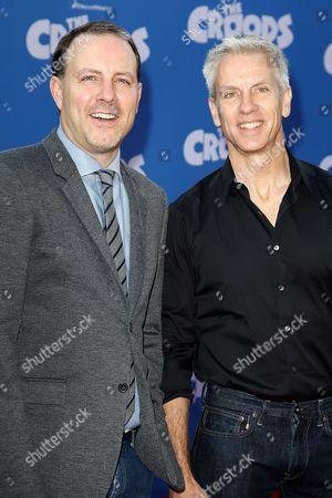 Kirk Demicco and Chris Sanders