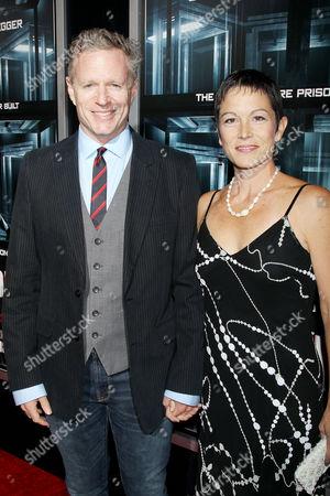 Editorial photo of 'Escape Plan' film premiere, New York, America - 15 Oct 2013