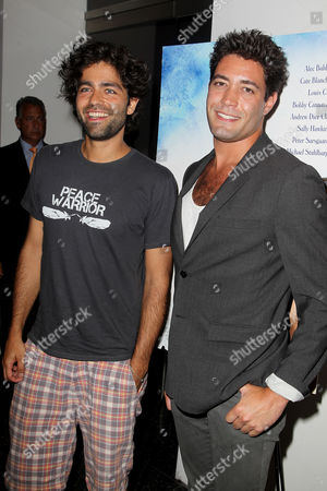 Adrian Grenier and Jacob Zucker (Quintessentially)