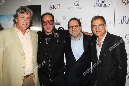 Stock Photo of Tom Bernard, Andrew Dice Clay, Michael Barker, Ed Walson