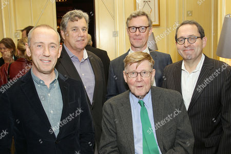 Nicholas Hytner (Director), Tom Bernard (Co-Pres SPC), Alex Jennings, Alan Bennett (Writer), Michael Barker (Co-Pres SPC)