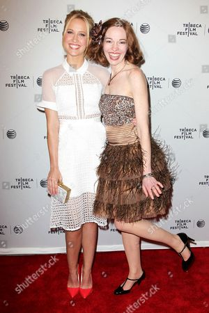 Editorial picture of 'Goodbye to All That'  film premiere at the Tribeca Film Festival, New York, America - 17 Apr 2014