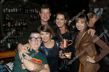 Editorial image of Jill Hennessy 'I Do' album release party, New York, America - 05 Oct 2015